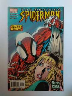 🚚 Marvel The Amazing Spider-Man Rare Issue 511