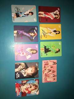 Apink yescard $2@9
