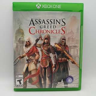 (Free postage) Assassin's Creed Chronicles - Xbox One Game