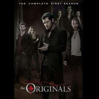 [Rent-TV-SERIES] THE ORIGINALS Season 1 (2013) [MCC001]