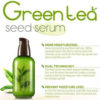 (D) Innisfree Green Tea Seed Serum 80ml