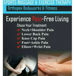 Sports Massage & Trigger Point Therapy