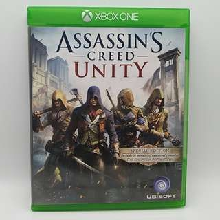 (Free postage) Assassin's Creed Unity - Xbox One Game