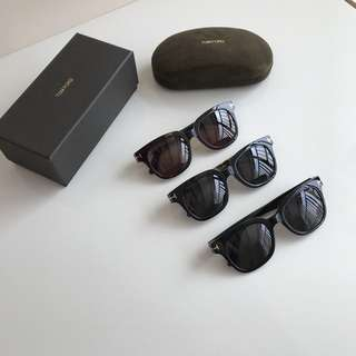 TOM FORD  TF407-D 54 21-145 size sunglasses