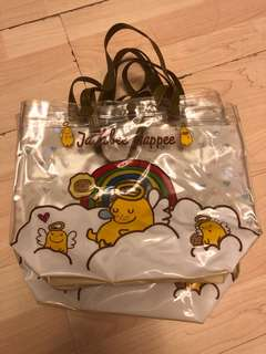 Jagabee 膠質手挽袋