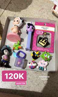 Happy Meal Set Take All Toys