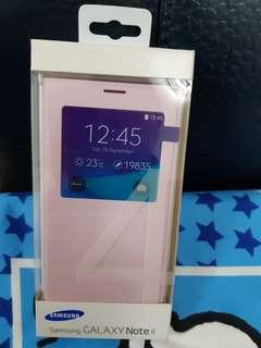 售全新Galaxy Note 4 手機套$30