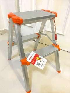 NEW aluminium step ladder