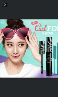 ETUDE HOUSE CURL FIX MASCARA