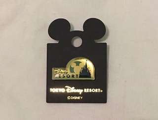 Tokyo Disney resort pin