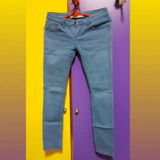Histyle Female Blue Pants