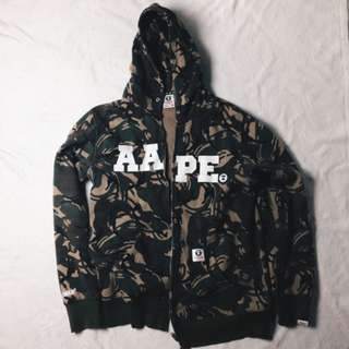 Authentic Aape Camo Hoodie from S/S 2011