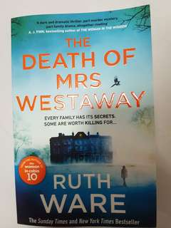 🚚 The Death of Mrs Westaway
