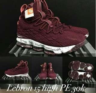 Lebron 15 for man original 100% BNIB