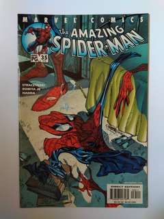 🚚 Marvel The Amazing Spider-Man Vol 2 Rare Issue 35