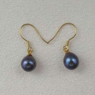 Freshwater pearl S925 silver earring