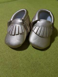 Baby Shoes GOLD