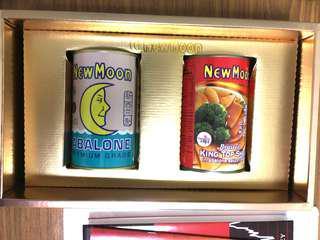 New moon abalone gift set