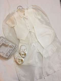 Baptismal wear for boy