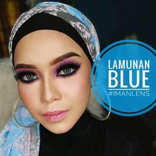 Contact Lens - Lamunan (Grey, Blue, Brown)