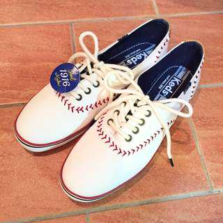 Keds 棒球設計帆布鞋⚾️37