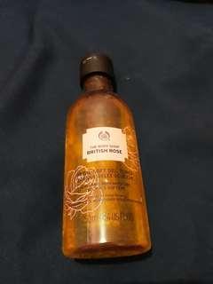 The Body Shop British Rose Petal Soft Gel Toner