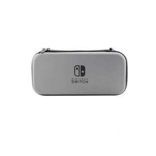 Acc Bag Carry Case Pouch for Nintendo Switch Host Logo Nintendo Switch - Grey (New)