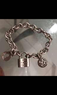 Tiffany & co 1837 lock bracelet