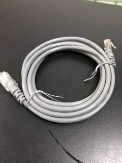 🚚 Network cable 1 Meter