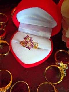 Ring gemstones