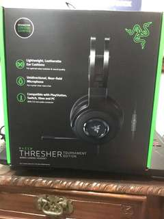 Razer Tresher Tournament Edition (Headset)