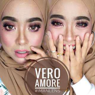 Contact Lens - Vero Amore (Grey, Brown)