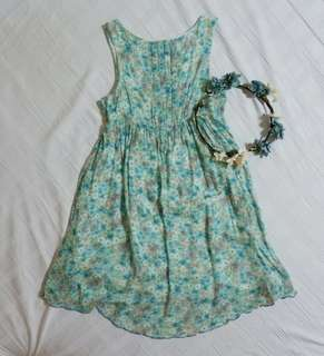 ZARA DRESS FOR A 9-10YO GIRL