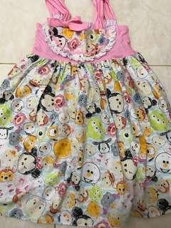 dress tsum tsum