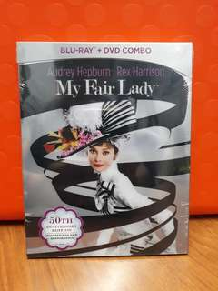 USA Blu Ray - My Fair Lady (Remastered - 50th Anniversary Edition)