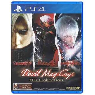 PS4 Devil May Cry HD Collection R3 (New)