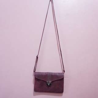 Small Slim Sling Purse