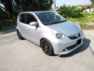 Perodua Myvi 1.3 Auto 2011