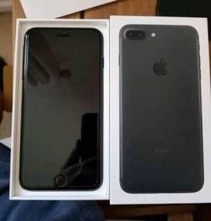 Rush Iphone7 plus 128 gb