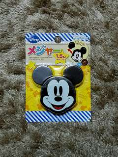 TAPE MEASURE Mickey Mouse
