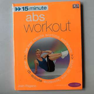 15 min Abs Workout - Joan Pagano