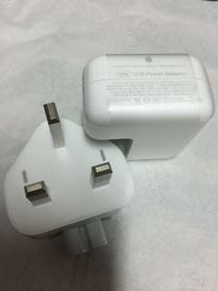 New Apple 12W USB Power Adapter iPad iPhone Charger