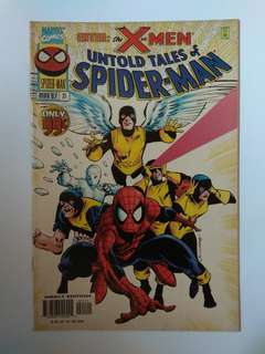 🚚 Marvel Untold Tales Of Spider-Man Rare Issue 21