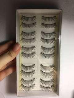 False lashes set