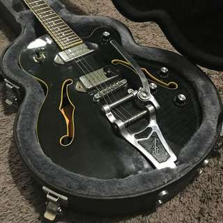 MIK Epiphone Wildkat with Bigsby