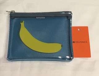日本直送化妝袋(全新)