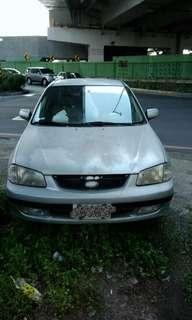 一手車FORD福特TIERRA五門轎車1999年