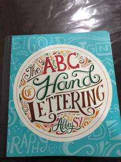 The ABC's of Handlettering
