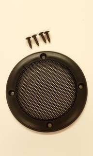Round Protective Mesh Net Cover for Speaker