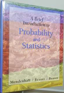 A Brief Introduction to Probability and Statistics